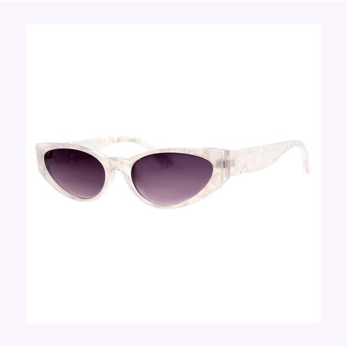 AJ Morgan White Pants on Fire Sunglasses