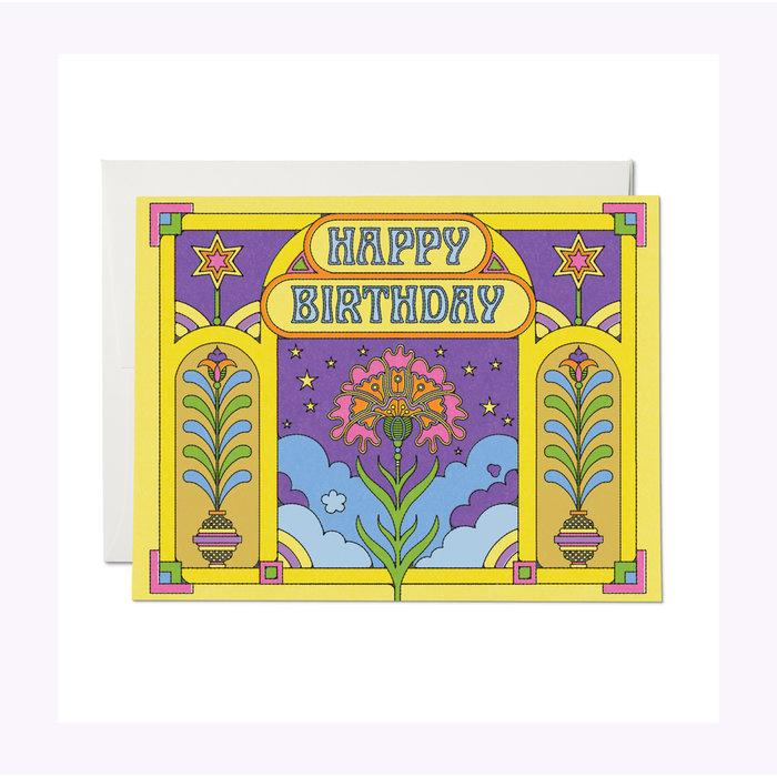 Carte Happy Colors Red Cap Cards
