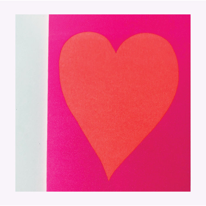 Eggpress Heart Card
