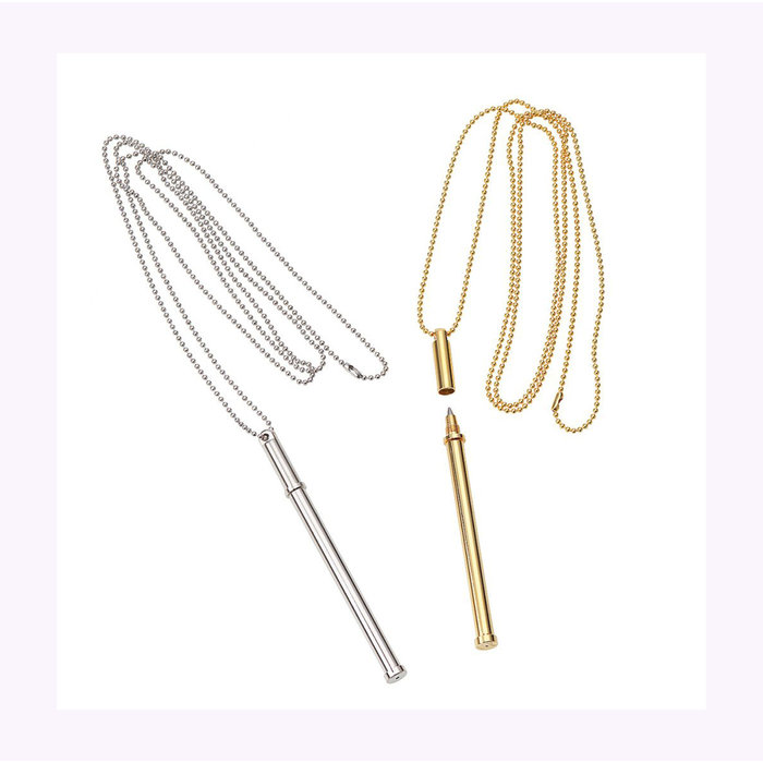 Collier Stylo Or Tsubota Pearl