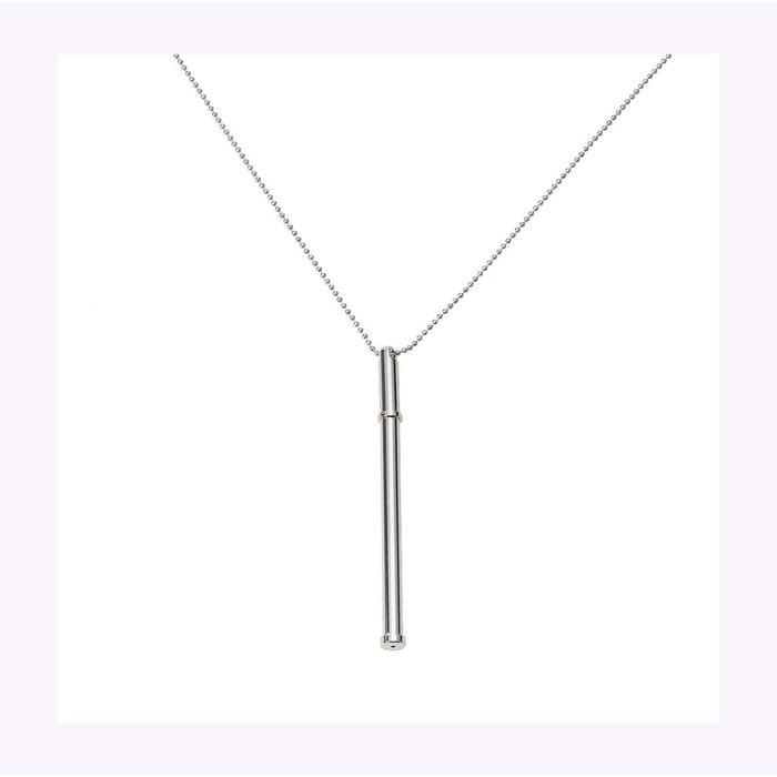 Collier Stylo Nickel Tsubota Pearl