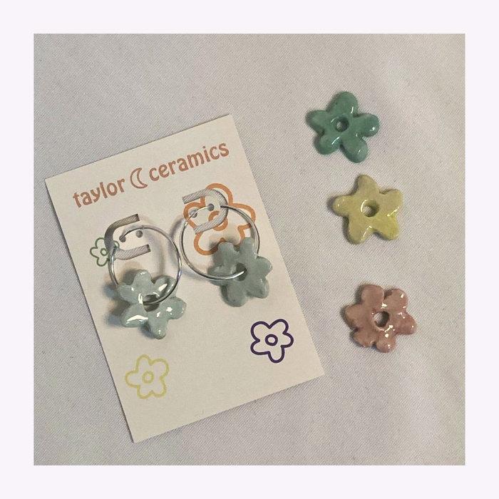 Taylormoon Ceramics Boucles d'oreilles Taylormoon Ceramics