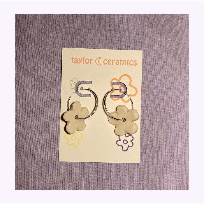 Boucles d'oreilles Taylormoon Ceramics
