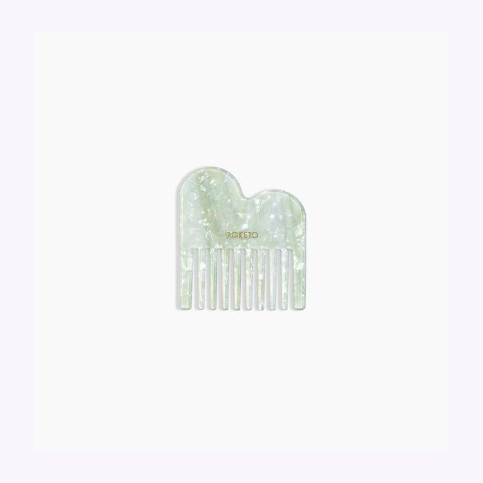 Poketo Poketo Mini Mint Mesa Comb