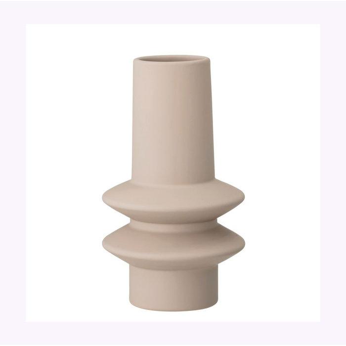 Vase Colonne Ivoire Bloomingville