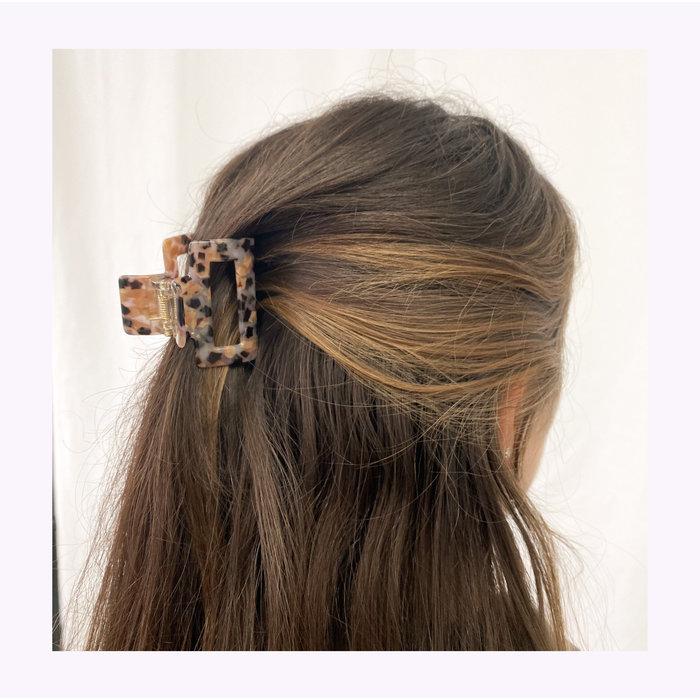 Horac Mini Eva Rosé Hair Clip