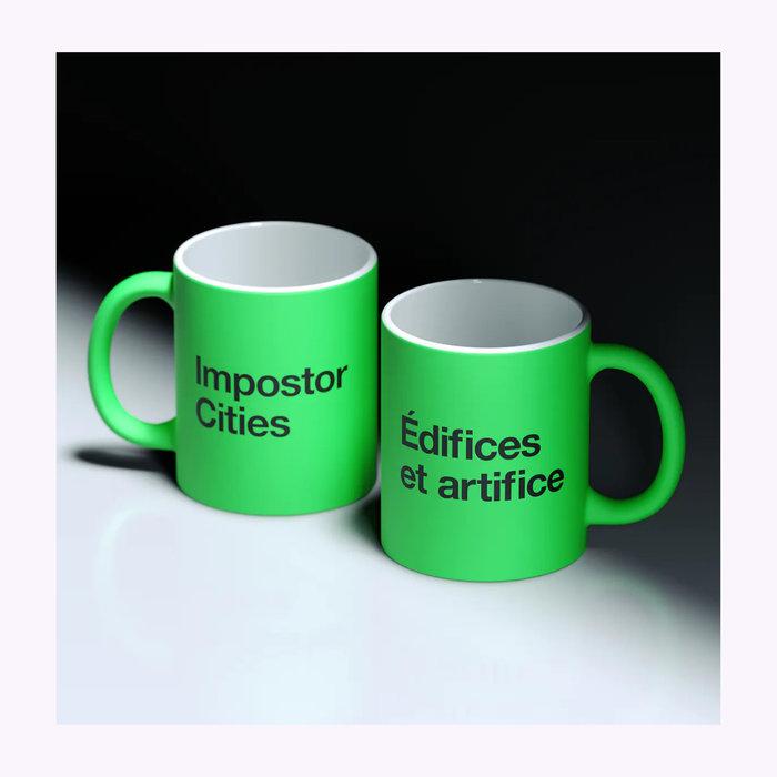 Impostor Cities Impostor Cities Mug