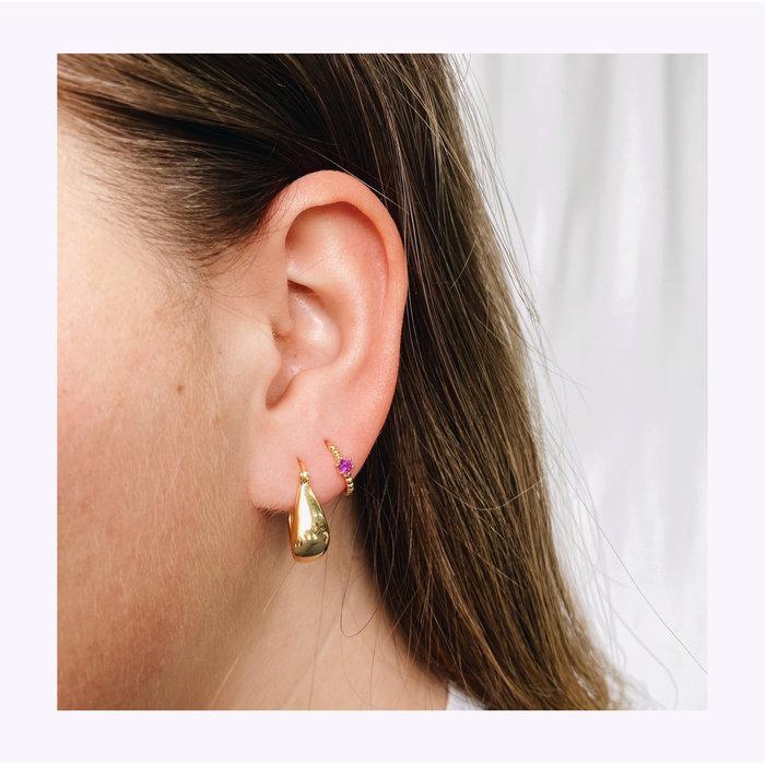 Boucles d'oreilles Kiko Horace