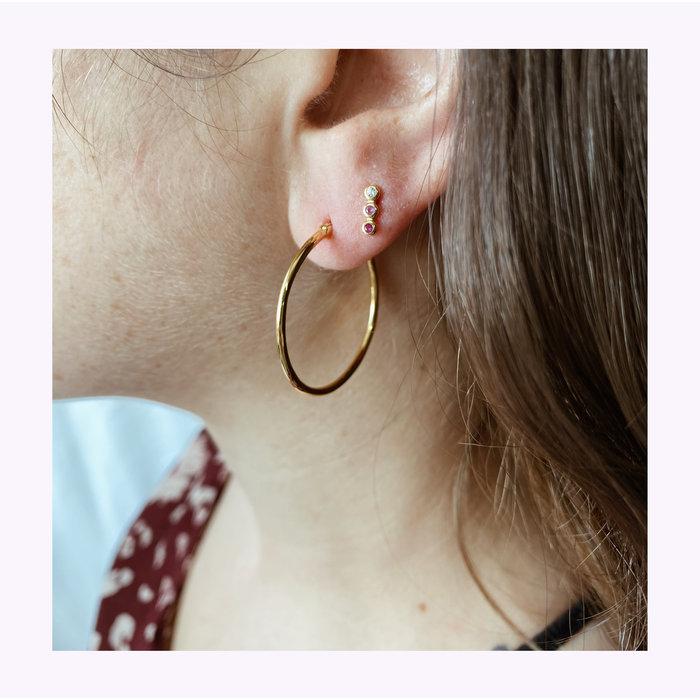Boucles d'oreilles Taméo Horace