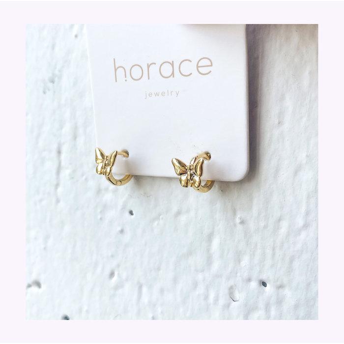 Boucles d'oreilles Yono Horace