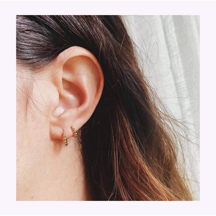 Boucles d'oreilles Ciro Horace