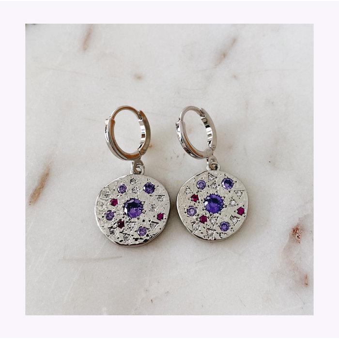 Horace Milta Earrings