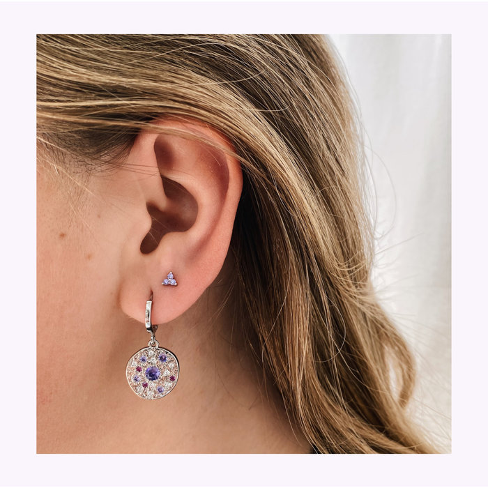 Boucles d'oreilles Milta Horace