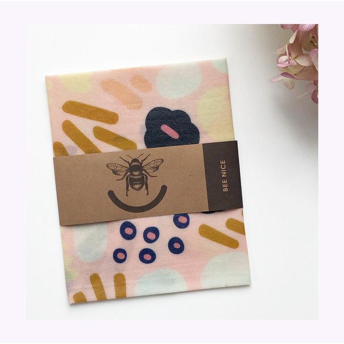 Moyen Emballage de cire Bee Nice