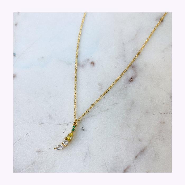 Horace jewelry Horace Banana Necklace