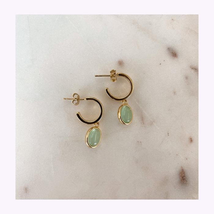 Horace jewelry Boucles d'oreilles Jado Horace
