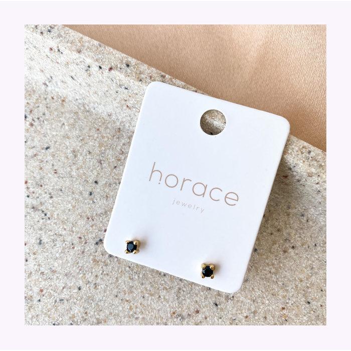 Boucles d'oreilles Dako Horace