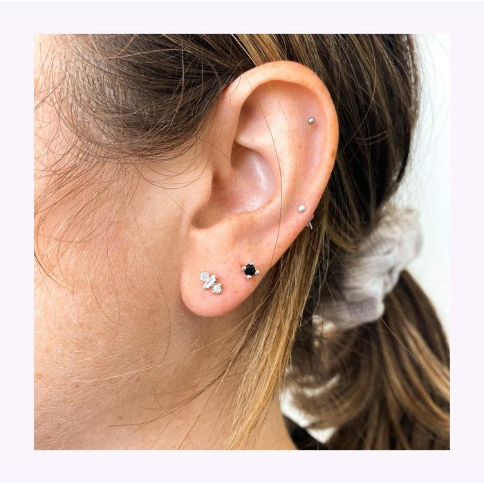 Boucles d'oreilles Daka Horace