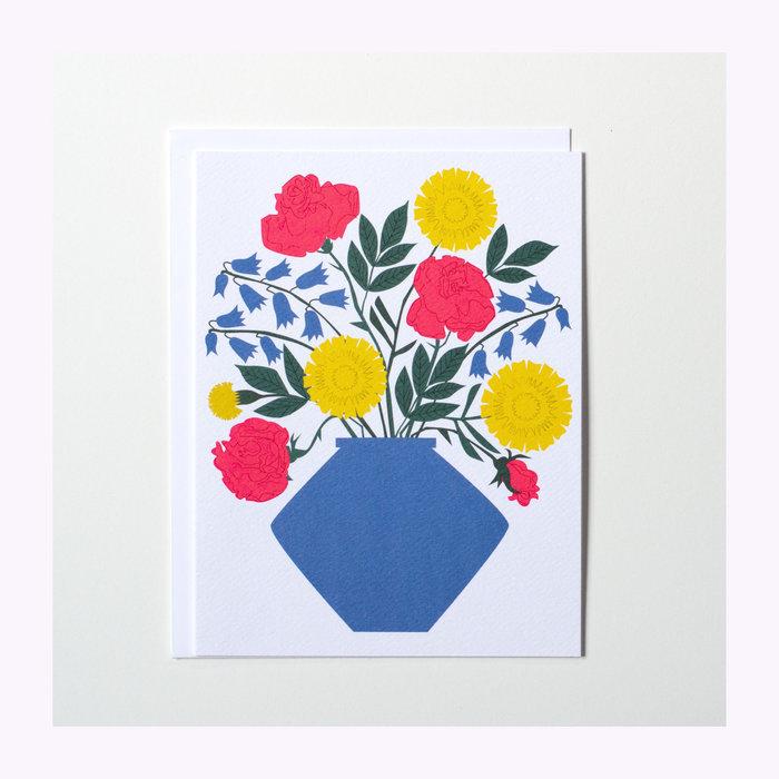 Banquet Atelier Banquet Atelier Bouquet of Flowers Card