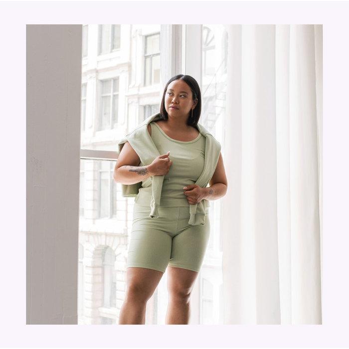 Camisole Jane Matcha Dailystory