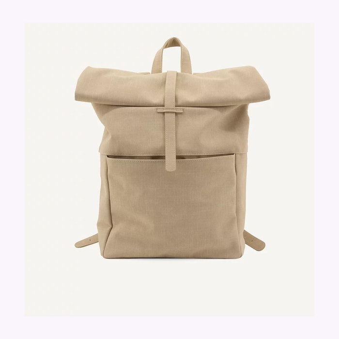 Monk & Anna Monk & Anna Sea Shell Herb Backpack