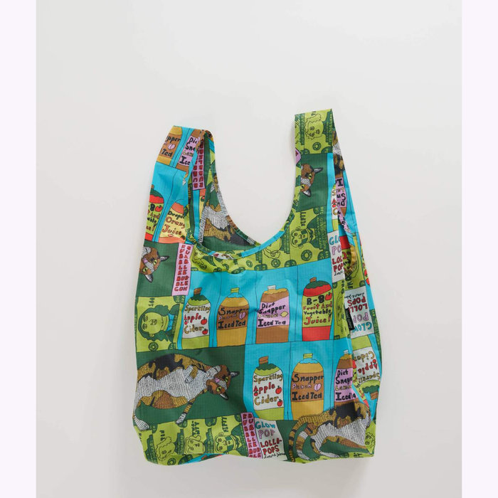 Baggu sac réutilisable Sac réutilisable Baggu Beverage Cat