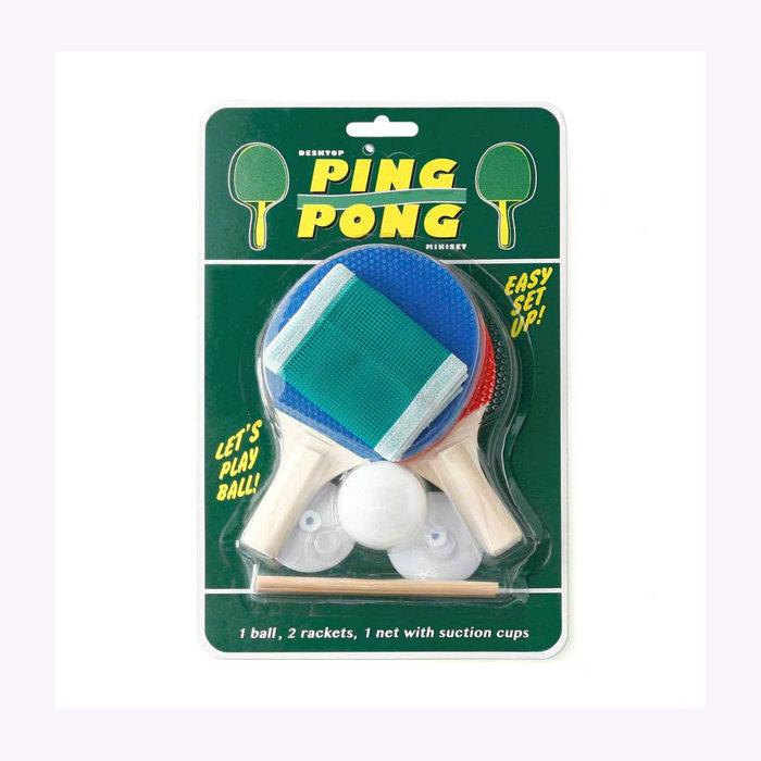 Hightide Jeu de mini Ping-Pong Hightide