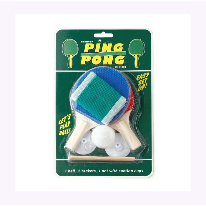 Hightide Mini Ping-Pong Set