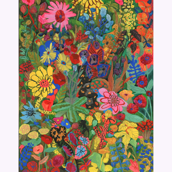 Tara Booth Tara Booth Flowers Print
