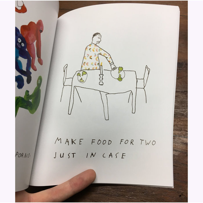 Livre Things To Do Instead of Killing Yourself par Tara Booth et J-M Frank