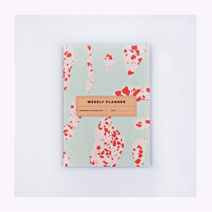 The Completist Weekly Planner
