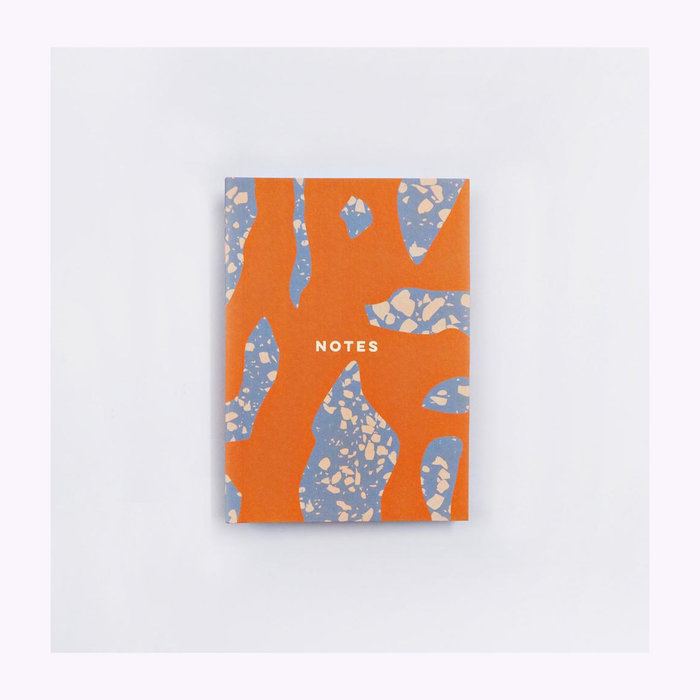 The Completist The Completist A6 Notebook