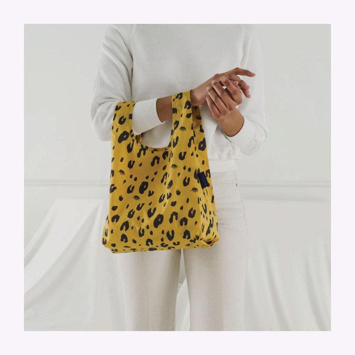 Baggu sac réutilisable Baby Baggu Leopard Reusable Bag