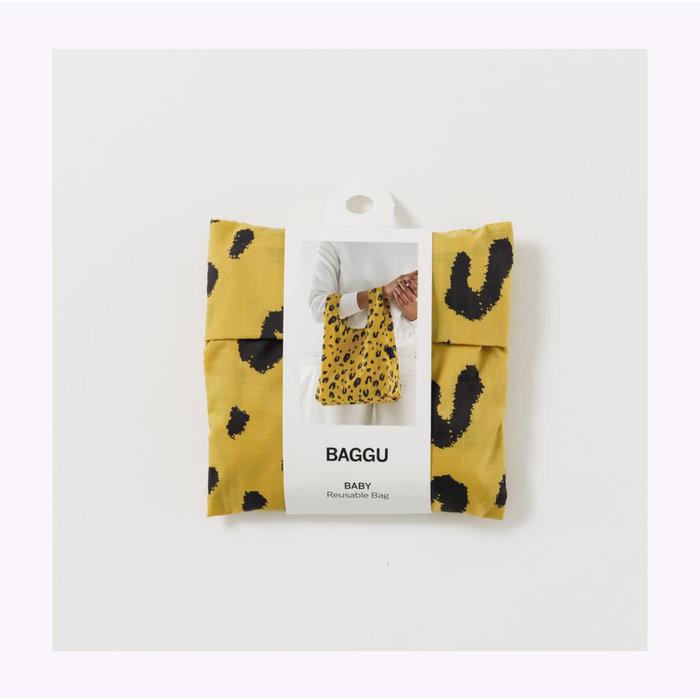 Baby Baggu Leopard Reusable Bag