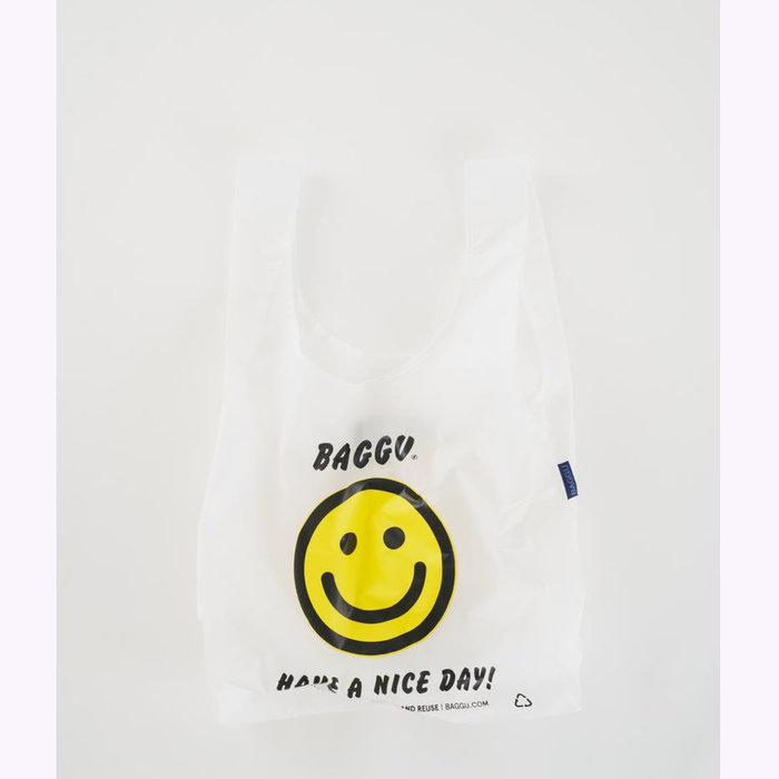 Baggu sac réutilisable Baggu Thank you Happy Reusable Bag
