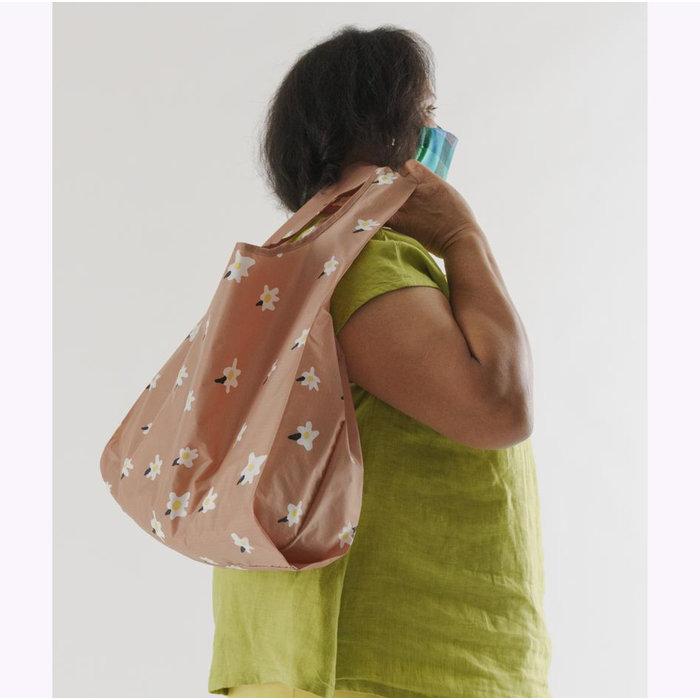 Baggu Painted Daisy Reusable Bag
