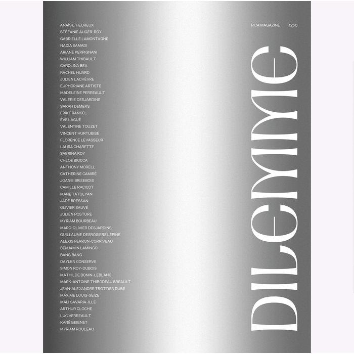 Pica Magazine no. 12 Dilemma Edition