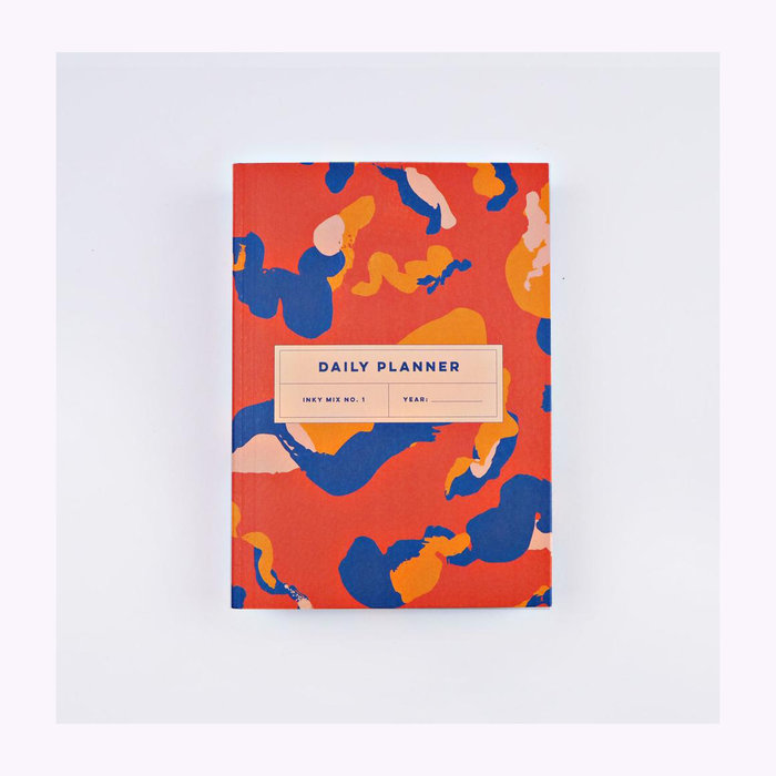 The Completist The Completist Daily Planner