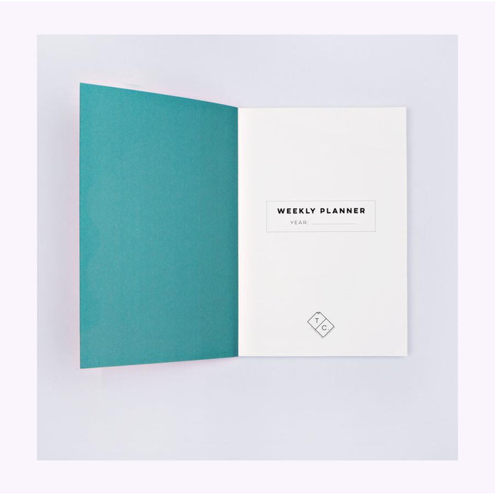 The Completist Pocket Daily Planner