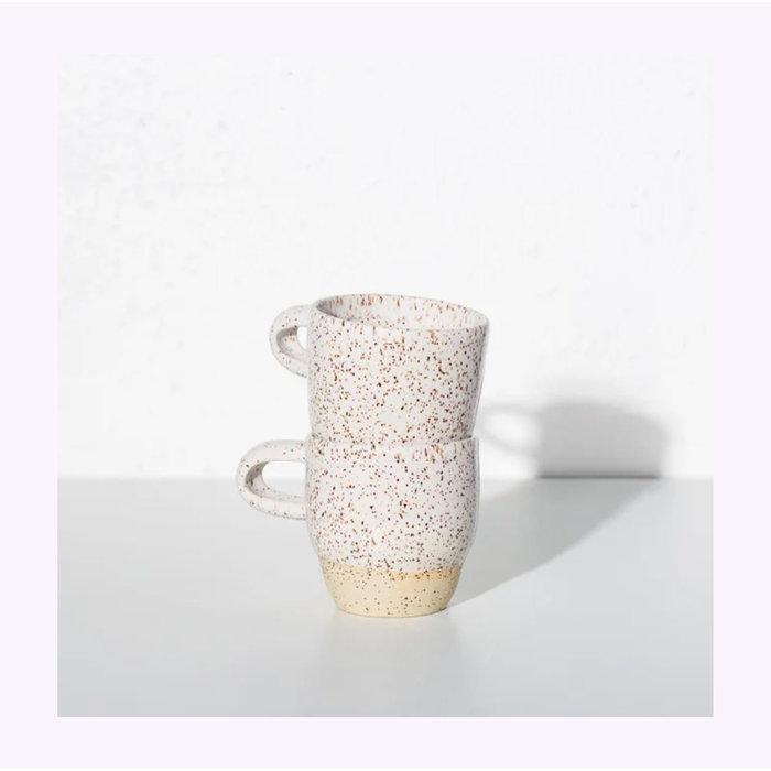 Dompierre Large Speckled Mug