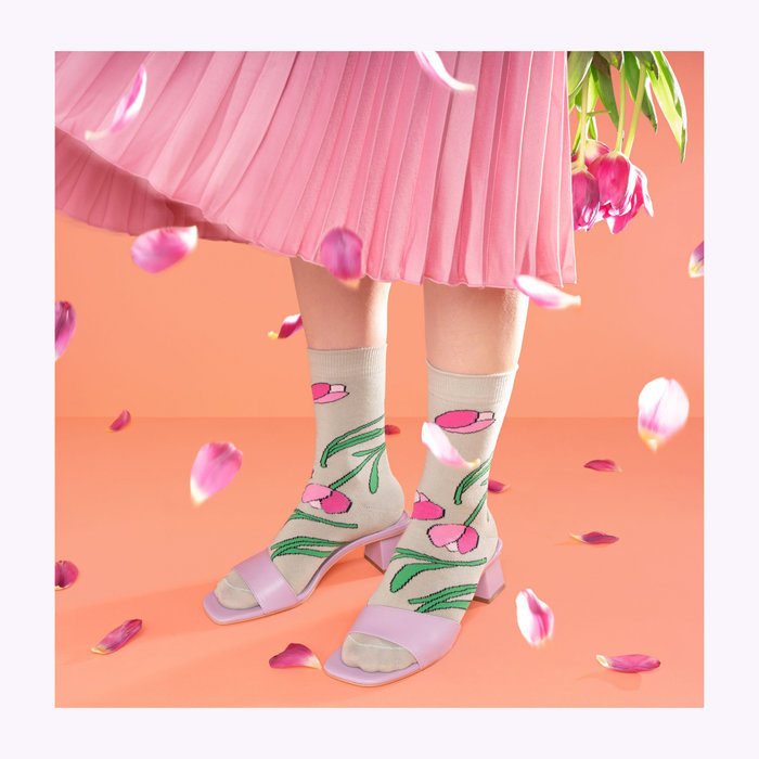 Coucou Suzette Coucou Suzette Tulip Socks