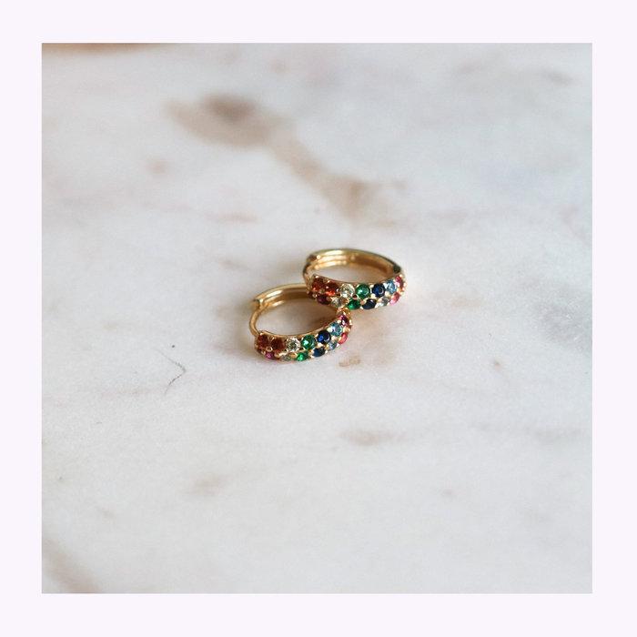 Horace jewelry Horace Gold Summa Earrings