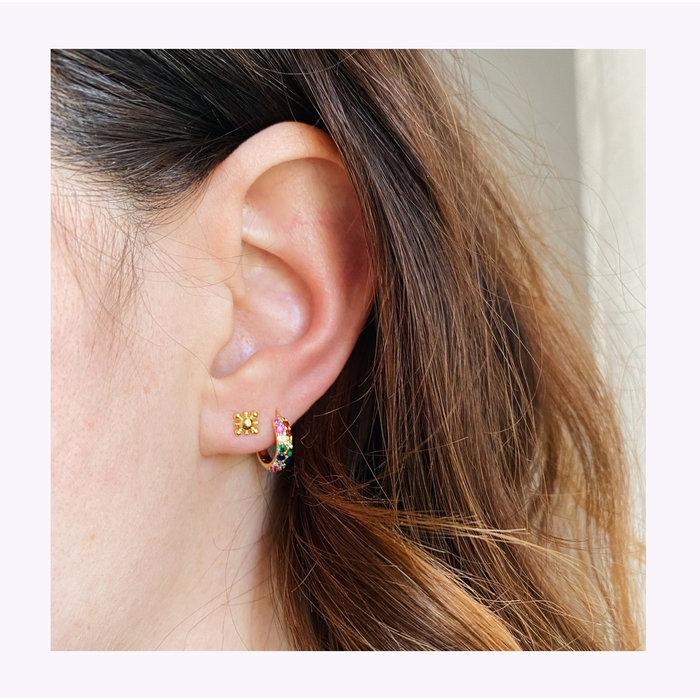 Boucles d'oreilles Summa Or Horace