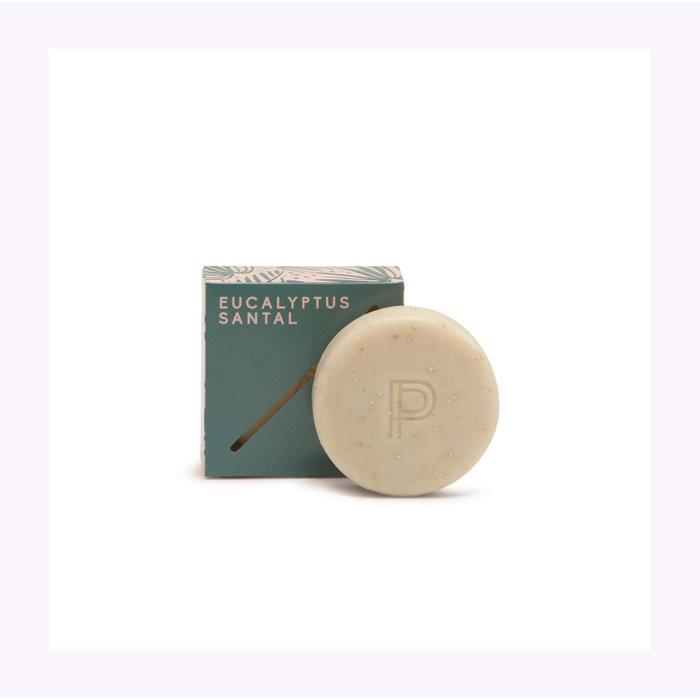 Paddywax 3 oz Eucalyptus & Santal Soap