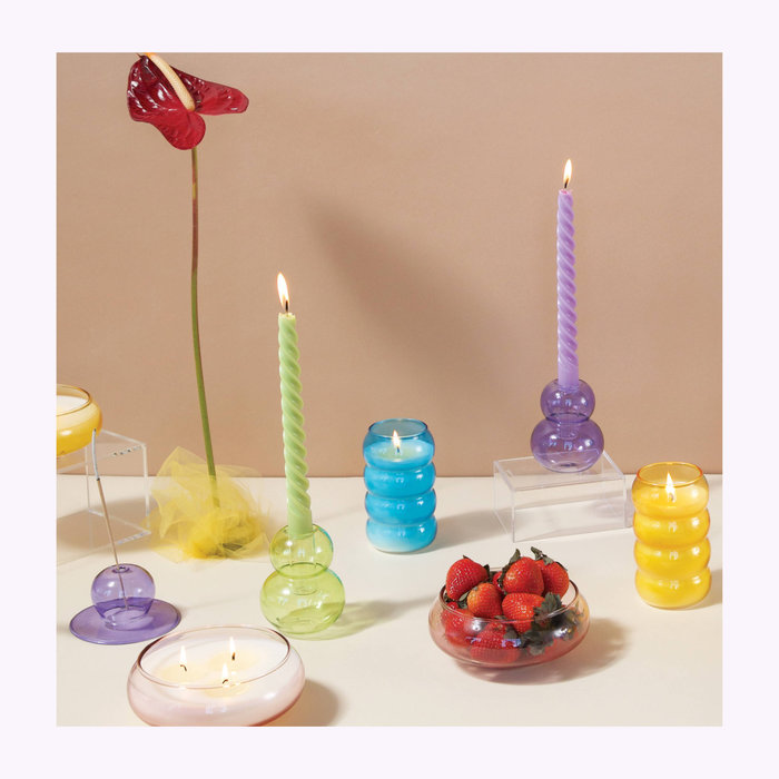 Paddywax Paddywax 10'' Twist Candle - Set of 2