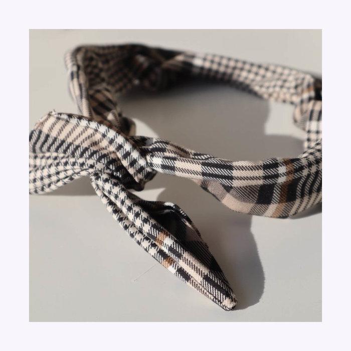 Gibou Gibou Pattern Twist Headband
