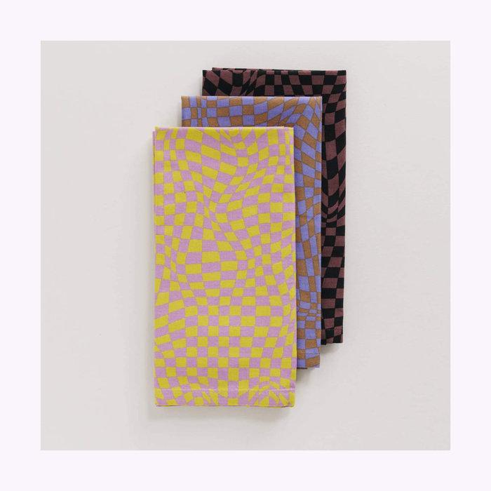 Baggu Linge Baggu Trippy Checker Reusable Cloth