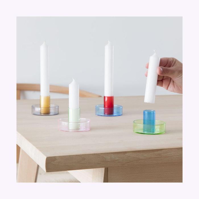 Block Design Block Design Candle Holder