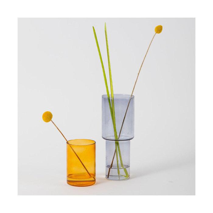 Block Design Stackable Vase
