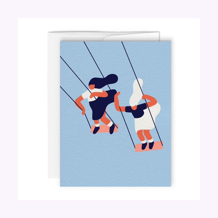 Paperole Paperole Swings Card